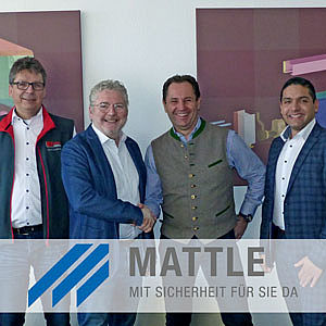 New partner for ASO - Mattle Industrie-Produkte AG